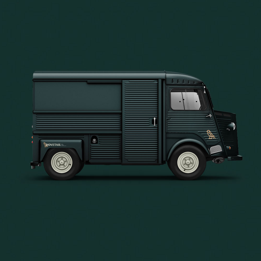 Citroen HY Cocktail Van